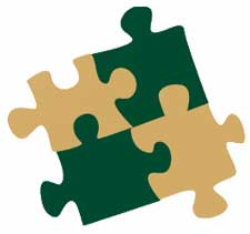 Management Maters Logo Puzzle Piece